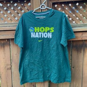 Nike hops nation t shirt